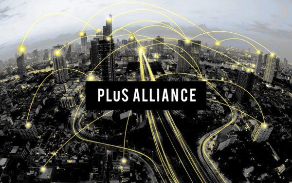 PLuS Alliance logo